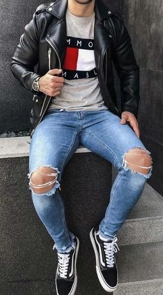 30 trendy fall fashion outfits for men to stylize with 8 Stylish Mens Outfits, Fall Fashion Outfits, Mode Outfits, Autumn Fashion, Mens Fashion, Stylish Clothes, Style Fashion, Sport Fashion, Urban Fashion