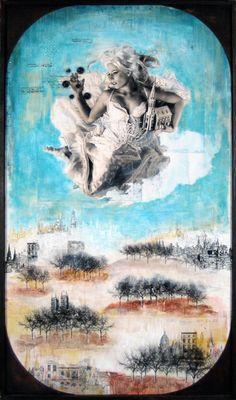 Satellite. www.davidhochbaum.com