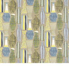Sanderson textile design