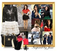 Jane Quimby outfits