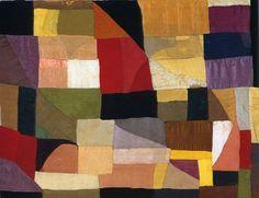 Sonia Delaunay, couverture de berceau.