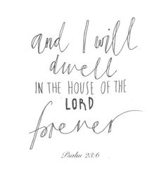 Psalm 23:6♔✨Carolyn3sixty ♔✨