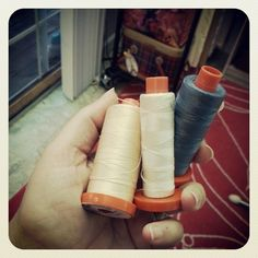 Piecing with Aurifil! What would @Alex Jones Veronelli say #wwas #Aurifil #Aurifil | Flickr – Condivisione di foto!
