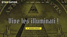 Stop Intox, le site d'info pour lutter contre les théories du complot - Geek Junior -