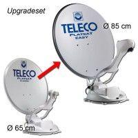Teleco Upgrade/Transformatie Set CLASSIC 65cm naar EASY 85cm Camper, Easy, Caravan, Travel Trailers, Motorhome, Campers, Camper Shells, Single Wide