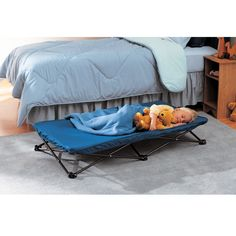 Regalo My Cot Portable Travel Bed - Overstock™ Shopping - The Best Prices on Regalo Travel Beds