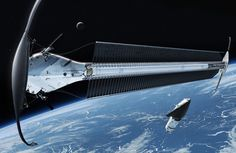 It Took Decades To Build A Ship To Ferry Them Through The Solar System