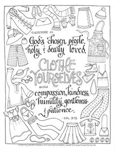 Free Printable Scripture Based Coloring Pages From Flandersfamily