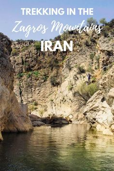 Here is a 2 day itinerary guide to visit Zagros mountains in Iran and it includes a trekking guide with the best travel advices to enjoy the beauty of Iran nature to the fullest. // Against The Compass -- Travel Goals, Travel Advice, Travel Guides, Travel Tips, Iran Travel, Asia Travel, Amazing Destinations, Travel Destinations, Best Hikes