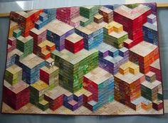Viewers' Choice Awards - First Place - Quilt Show 2008