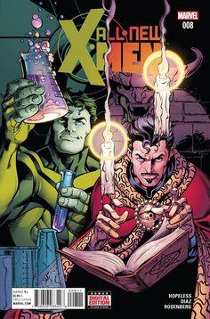 All-New X-Men #8 Marvel Comics (2016)