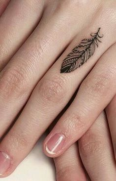 Not the placement but I like the feather