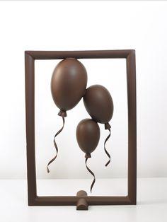 Mona invertida Chocolate by David Pallàs.