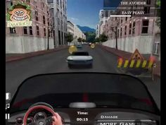 track racing car games driving games speed race kids games online games get behind the wheel of a classic convertible beauty
