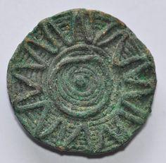 Amlash bronze ring 19, 1st millenium B.C. Private collection