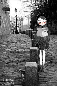 Book de Adolie Day via http://adolie.ultra-book.com/portfolio