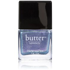 Butter London Spring/Summer 2012 Collection 3 Free Nail Lacquer ❤ liked on Polyvore