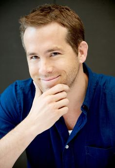 Pin for Later: Here's What 14 Hot Celebrity Guys Would Look Like on a Date With You Ryan Reynolds, While You Tell a Story About How Weird You Were as a Kid Hottest Male Celebrities, Celebs, Ryan Reynolds Deadpool, Blake Lively Family, Actors Funny, Marvel Actors, Hollywood Actor, Actor Model, Good Looking Men