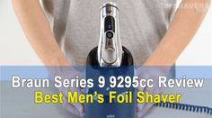 Braun series 9 really is the great electric razor. This shaver has a place in anyone's bathroom, regardless of your experience. Braun Series 9 is the best electric razor I ever used. Best Electric Razor, Best Electric Shaver, Braun Shaver, Foil Shaver, Smooth Face, Medical Conditions, Bathroom