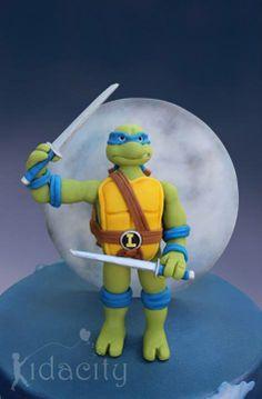 Teenage Mutant Ninja Turtles figure
