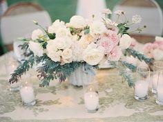 wedding centerpiece idea; Photo: Erich McVey