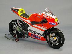 Ducati D16 V.Rossi 2011 by K'S Workshop