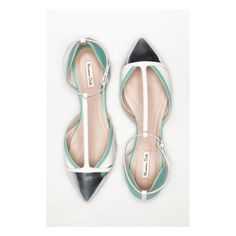 Charming shoes ❤ liked on Polyvore