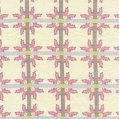 Four Square Lilac ~ Little Folks VOILE