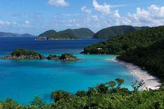 St. John US Virgin Islands - Trunk Bay - Caribbean #CelebrityCruises #ShoreExcursions