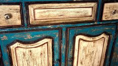 Paint & distress your furniture - Mitre 10