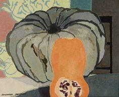 Cressida CAMPBELL Pumpkins, 2007  15.5 x18.5cm Unique Woodblock Print Food Alphabet, Margaret Preston, Stamp Printing, Block Prints, Australian Artists, Woodblock Print, Gourd, Printmaking, Squash