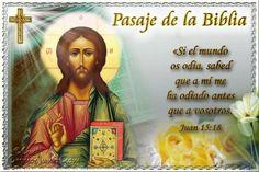 Vidas Santas: Santo Evangelio según san Juan 15:18