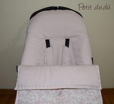 Saco portabebé para Stokke Xplory, par niño o bebé con estampado de cachemires.
