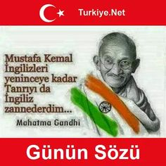 From breaking news and entertainment to sports and politics, get the full story with all the live commentary. Mahatma Gandhi, Turkish People, Soul Connection, Historical Quotes, Great Leaders, Good People, Sports And Politics, Cool Words, Quotes To Live By