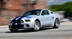 Need for Speed 2014 Ford Mustang