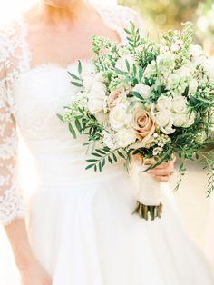 Babington House Wedding | Featured on Style Me Pretty