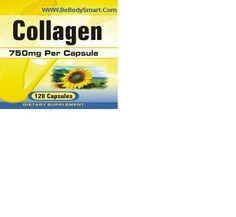 Collagen 750mg Capsule 120
