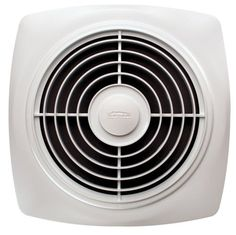 Broan Model 505 8-Inch Vertical Discharge Utility Fan, 180 CFM, 6.5 Sones by Broan. $65.52. Amazon.com                The Broan/Nautilus 180 cfm vertical discharge fan helps eliminate humidity from laundry rooms, tobacco smoke from rec rooms and workshops, or cooking fumes from kitchens. The fan is capable of filtering 180 cubic feet of air per minute at 6.5 sones, and the 8-1/4-inch-by-7-inch housing fits an 8-inch round duct. The fan comes complete with a built-in dampe...