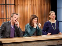 The Many Faces of Chopped Judges - FoodNetwork.com