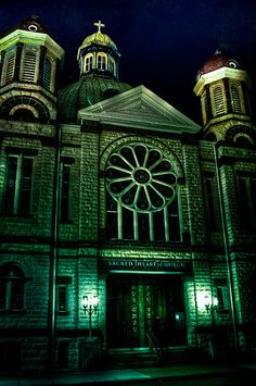 Sacred Heart Church, Dayton, Ohio