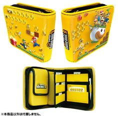 3DS Mega Case - New Super Mario Bros. 2 for Nintendo 3DS