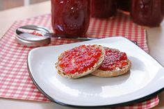 Cranberry Orange Marmalade, a great way to use up winter fruit.