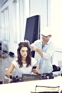 Behind the scenes with Phoebe Tonkin for Jan Logan jewellery