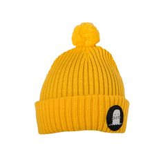 SAIMA_Yellow The 100, Beanie, Outdoors, Wool, Yellow, Hats, How To Make, Fashion, Moda