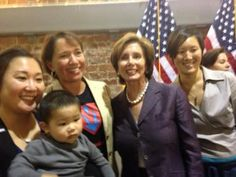 My remarks from the Women's Equality event w/ Leader @NancyPelosi | MomsRising's Blog