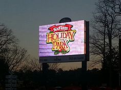 Six Flags Great Adventure Holiday In The Park #HolidayInThePark