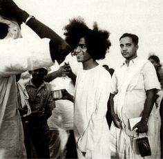 Young Bhagavan Sathya Sai Baba Sathya Sai Baba, Rare Photos, Vintage Photos, Om Sai Ram, Shiva Shakti, Spiritual Teachers, Gods And Goddesses, Love And Light, Avatar