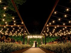 New wedding decoracion ideas luxury Ideas Wedding Night, Wedding Ceremony, Wedding Venues, Dream Wedding, Outdoor Night Wedding, Wedding Types, Wedding Goals, Outdoor Wedding Decorations, Party Decoration