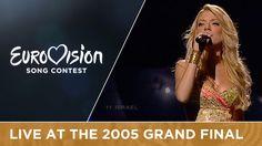 Shiri Maymon represented Israel at the 2005 Eurovision Song Contest in Kyiv with the song Hasheket Shenish'ar Eurovision Songs, Wonder Woman, Live, Music, Musica, Musik, Muziek