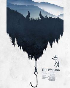 #TheWailing alternative poster by Edgar Ascensão. #ElExtraño: Menció Especial #TerrorMolins 2016 a la Millor Fotografia per HONG KYUNG-PYO. #Goksung #Gokseong
